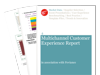 Cover for Multichannel Customer Experience Report 2010