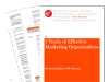 Cover for Traits of Effective Marketing Organizations