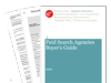 Cover for Paid Search Agencies Buyer's Guide 2010