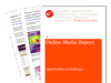 Cover for Online Media Report