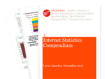 Cover for Latin America: Internet Statistics Compendium