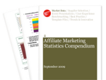 Cover for Global Affiliate Marketing Statistics