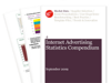 Cover for North America Internet Advertising Statistics