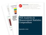 Cover for Global Web Analytics Statistics