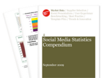 Cover for North America Social Media Statistics