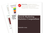 Cover for North America Search Marketing Statistics