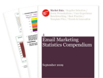 Cover for Global Email Marketing Statistics