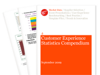 Cover for Global Customer Experience & Engagement Statistics