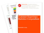 Cover for UK Customer Experience & Engagement Statistics