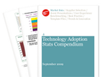 Cover for North America Technology Adoption Statistics