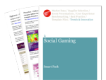 Cover for Social Gaming Smart Pack