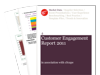 Cover for Customer Engagement Report 2011