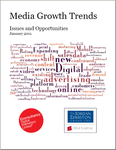 Cover for Media Growth Trends 2011