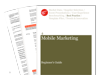 Cover for Mobile marketing: A Beginner's Guide