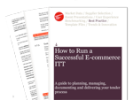 Cover for How to Run a Successful E-commerce ITT