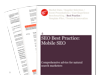 Cover for SEO Best Practice: Mobile SEO