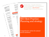 Cover for SEO Best Practice: Planning and Strategy