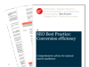 Cover for SEO Best Practice: Conversion efficiency