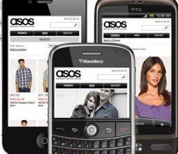 ASOS mobile