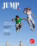 Cover for JUMP Magazine: Issue three