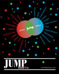Cover for JUMP Magazine: Issue two