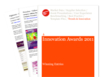 Cover for Innovation Awards 2011 Winning Entries