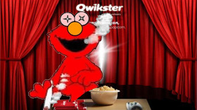 Qwikster and Elmo