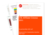 Cover for Affiliate Census 2011
