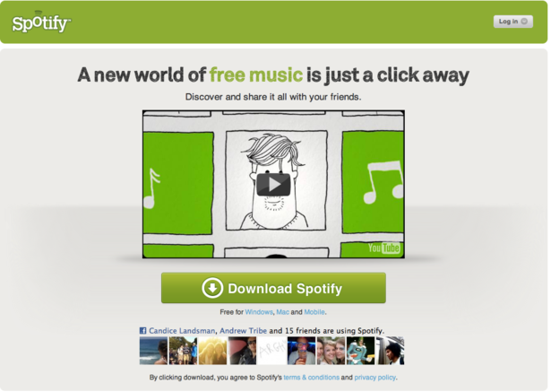 Spotify reaches 2 5m paying subscribers – Econsultancy