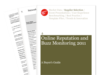 Cover for Online Reputation and Buzz Monitoring Buyer's Guide 2012