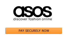 ASOS proceed to checkout button