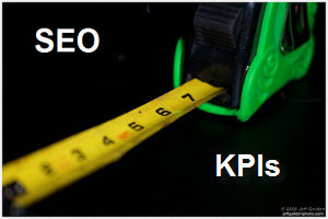 SEO KPI measurement