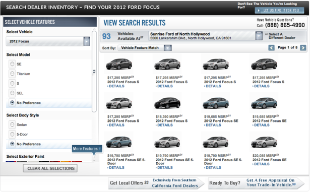 ford launches social sales tool for us dealers | econsultancy