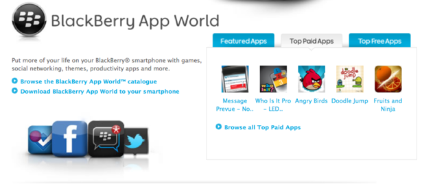 Blackberry's impressive app stats avoid the bigger picture