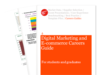 Cover for Digital Marketing and E-commerce Careers Guide: For Students and Graduates