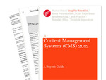 Content Management Systems Buyer's Guide 2012