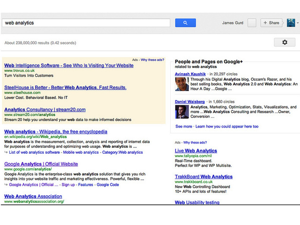 Will Google+ encourage a new wave of link spam? – Econsultancy