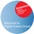 Cover for Digital Cream Dubai 2012 Presentation
