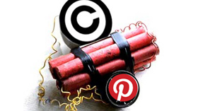 Is Pinterest a Copyright Time Bomb?