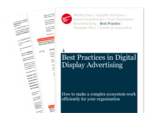 Cover for Best Practices in Digital Display Advertising
