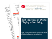 Best Practices in Digital Display Advertising
