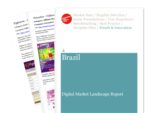Cover for Brazil: Digital Market Landscape Report