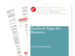 Cover for Facebook Pages for Business Best Practice Guide
