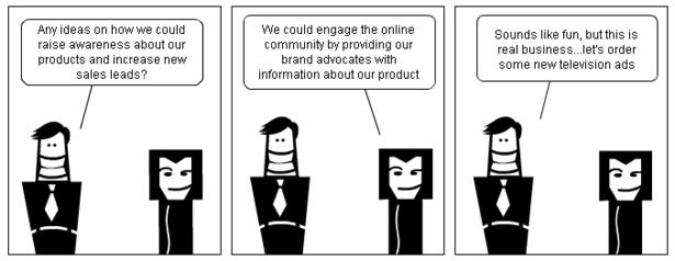 Cartoon via SocMedSean.com