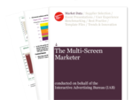 Cover for The Multi-Screen Marketer