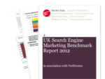 Cover for UK Search Engine Marketing Benchmark Report