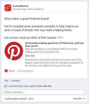 facebook post reach after 24 hours blog half Facebook Timeline thay đổi hành vi của fan?