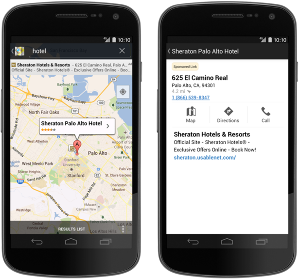 Google touts improved local ads for mobile maps – Econsultancy on