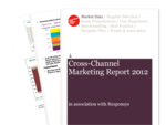 Cover for Cross-Channel Marketing Report