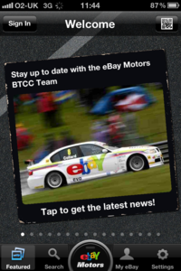 New Ebay Motors App Comes With Awesome Image Recognition Econsultancy
